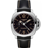 Panerai 沛纳海 LUMINOR 1950 3 DAYS GMT 24H AUTOMATIC ACCIAIO PAM00531 - Noob 完美版